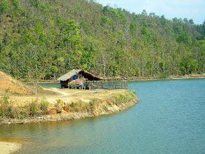 Photo: Hut on the Lake