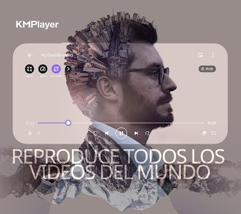 KMPlayer - Reproductor de video Screenshot