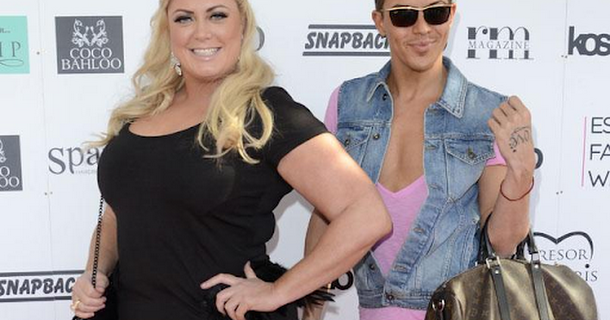Bobby Norris backs Gemma Collins to win Dancing on Ice