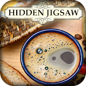Hidden Jigsaw: Coffee Shop