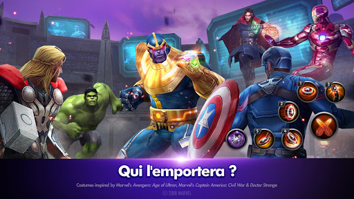 MARVEL Future Fight  captures d'écran 2