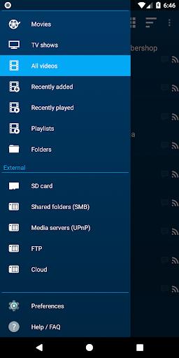 Nova Video Player 1.0-20191119.1427 screenshots 1