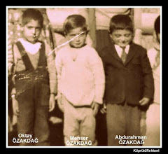 Photo: Oktay, Menser ve Abdurrahman ÖZAKDAĞ