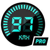 Hud Speedometer - Car Speed Limit App with GPS