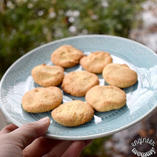 Almond Flour Sugar Cookies Recipe