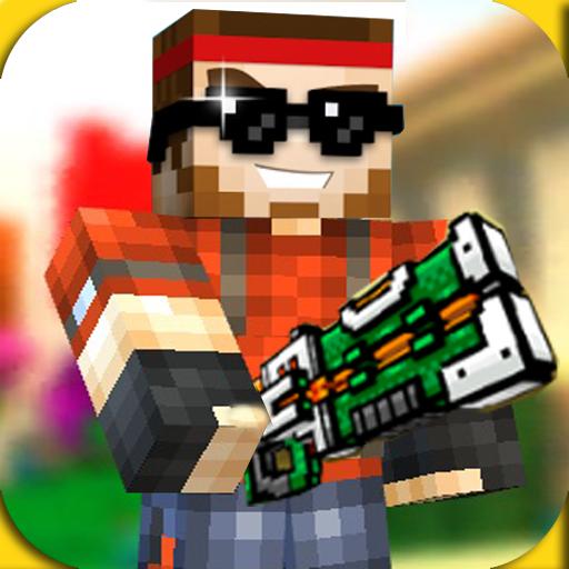 Pixel Gun Shooting - Zombies Everywhere