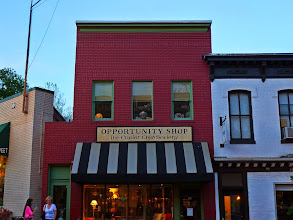 Photo: Georgetown, WDC