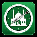 Qibla Compass: Salah & Hijri icon