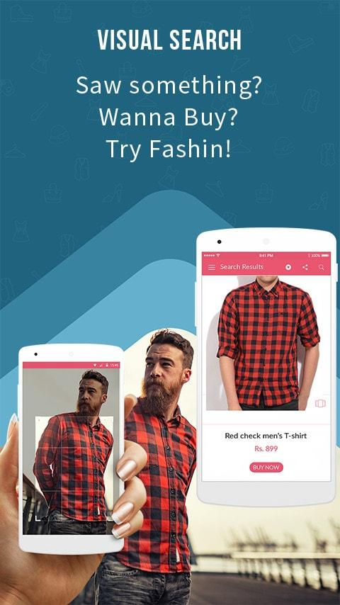 Fashin - Discover Fashion- screenshot