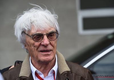 """Ecclestone blijft bij zijn standpunt: """"Hamilton wordt gebruikt door BLM, niemand weet waar dat geld naartoe gaat"""""""