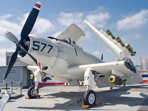 Photo: A-1 Skyraider