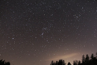 Photo: Orion with my new tripod and remote switch (the pics from now on are taken by me)