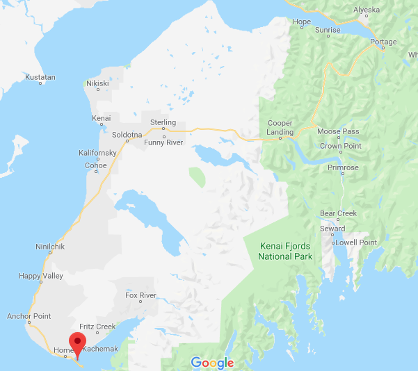 13 Of The Best (Mostly FREE) Things To Do In Homer Alaska Kilcher Homestead Map on homestead florida zip code map, alaska state map, alaska borough map, kachemak bay map, homestead road map, aberdeen md map,