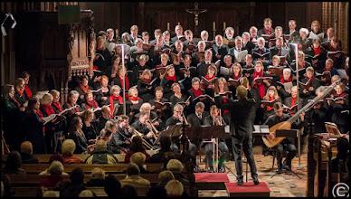 Photo: Domkantorei Schwerin am 8. November, Schütz - Musikalische Exequien