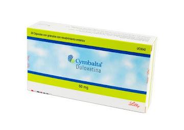 Cymbalta 60Mg Cápsulas