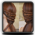 Easy Hairstyling Step by Step icon