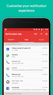 Notification Hub- screenshot thumbnail
