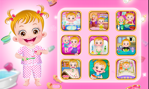 Baby Hazel Baby Care Games 9 screenshots 1