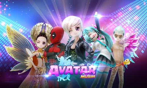 Avatar Musik mod apk