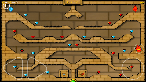 Water girl and Fire boy: Light Temple Adventure 1.0.1 {cheat|hack|gameplay|apk mod|resources generator} 5