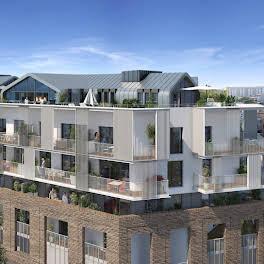 Appartement 2 pièces 47,84 m2