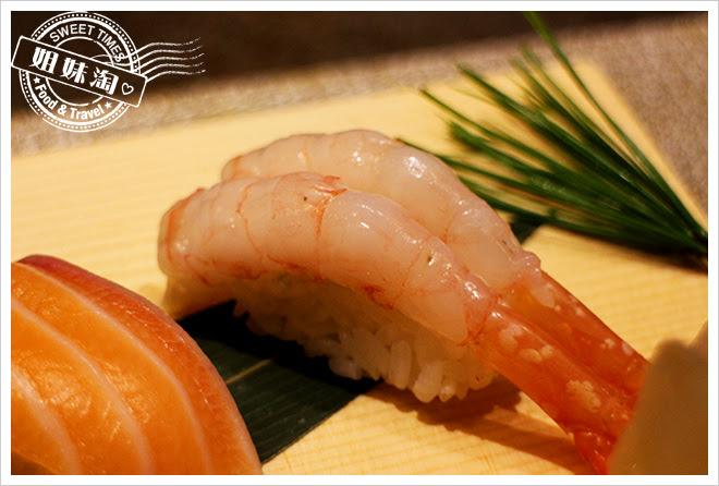 次郎本格日本料理握壽司2