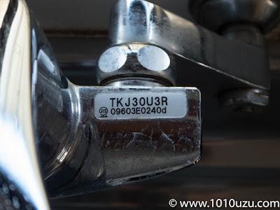 型番はTKJ30U3R
