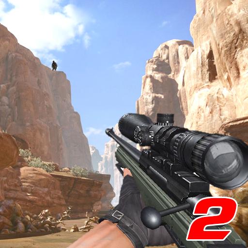 Sniper Shoot Mountain
