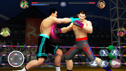 World Tag Team Super Punch Boxing Star Champion 3D 2.1 screenshots 4