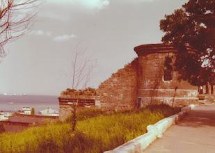 Photo: Arkadan muuri