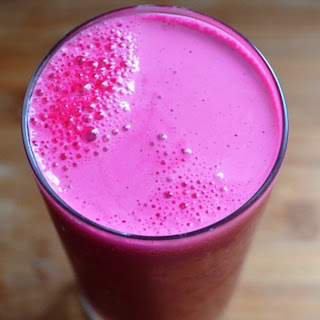 Recipe for Natural Juice to Improve the Blood.