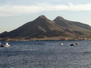 Photo: Los Frailes desde la Isleta del Moro