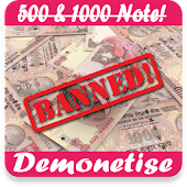 500/- And 1000/- Notes! Banned