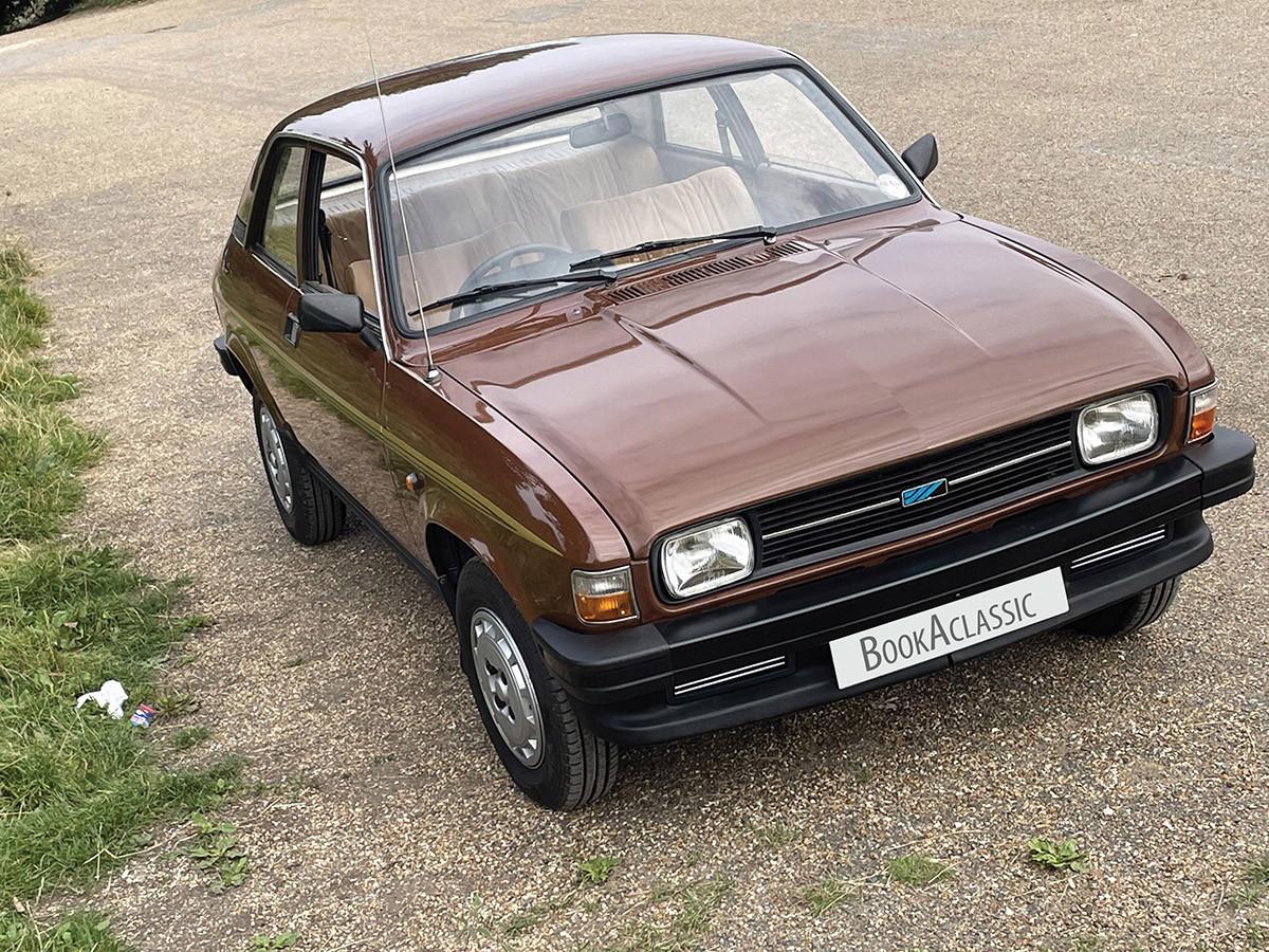 Austin Allegro 1.1l Hire St Albans