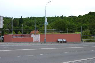 Photo: Smyčka Radlická, v dáli startovala loni Studna
