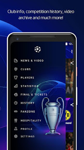 App UEFA Champions League APK for Windows Phone