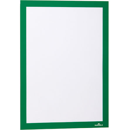 Duraframe A4 grön 10/fp