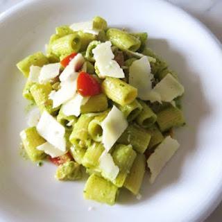 Creamy Pesto & Chicken Pasta