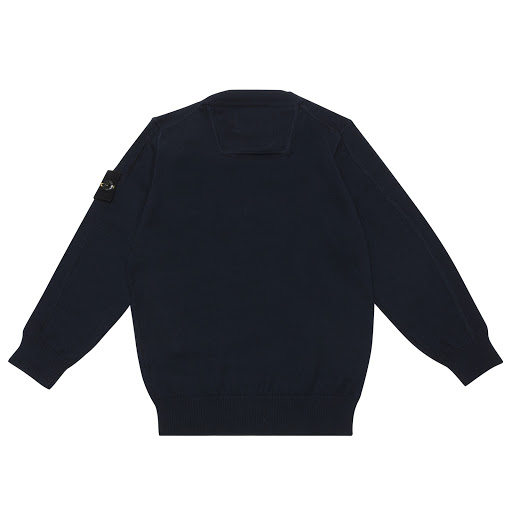 Thumbnail images of Stone Island Junior Crew Knit Jumper
