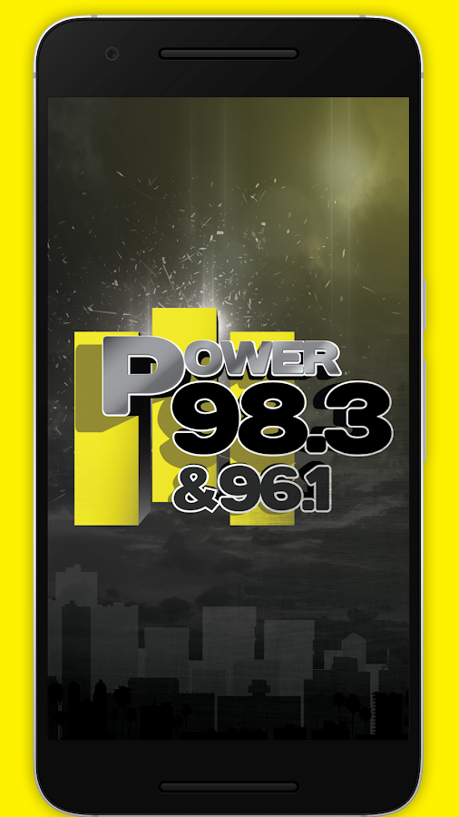 Power 98.3 & 96.1- screenshot