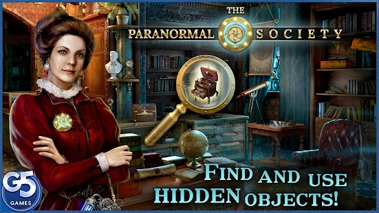 The Paranormal Society™: Hidden Adventure- screenshot thumbnail