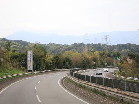 西鉄高速バス「桜島号」 9134 車窓 その6