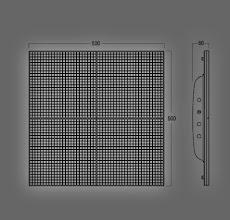 Photo: Floor display design structure