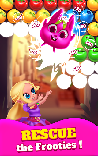 Princess Pop - Bubble Games filehippodl screenshot 19