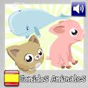 Sonidos Animales Granja niños icon