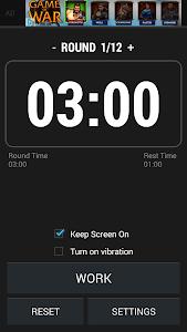 Boxing Interval Timer FREE screenshot 5