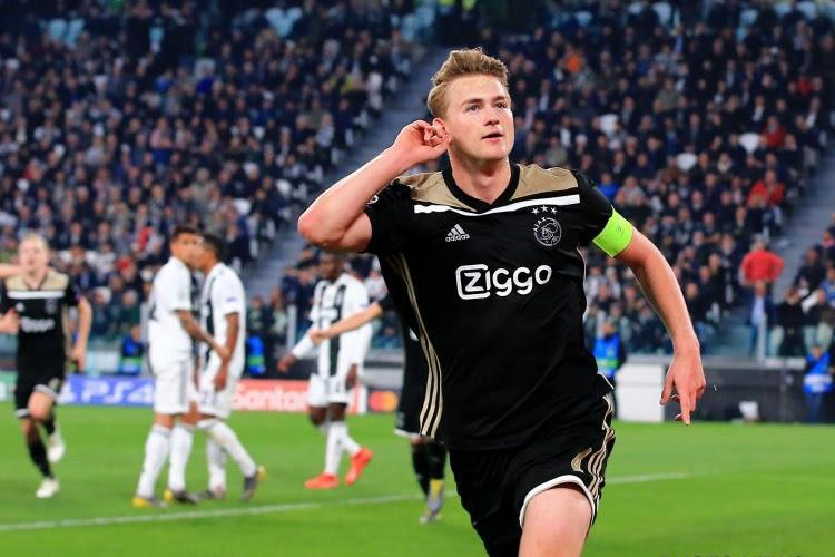 Absolute waanzin: op deze manier heeft Juventus Matthijs de Ligt kunnen overtuigen