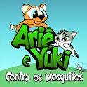 Ariê e Yuki contra mosquitos icon