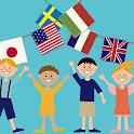 国旗ATTA!! -世界の国旗クイズゲーム- icon