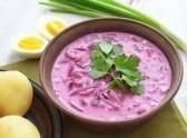 Grandma's Borscht (beet Soup) Recipe